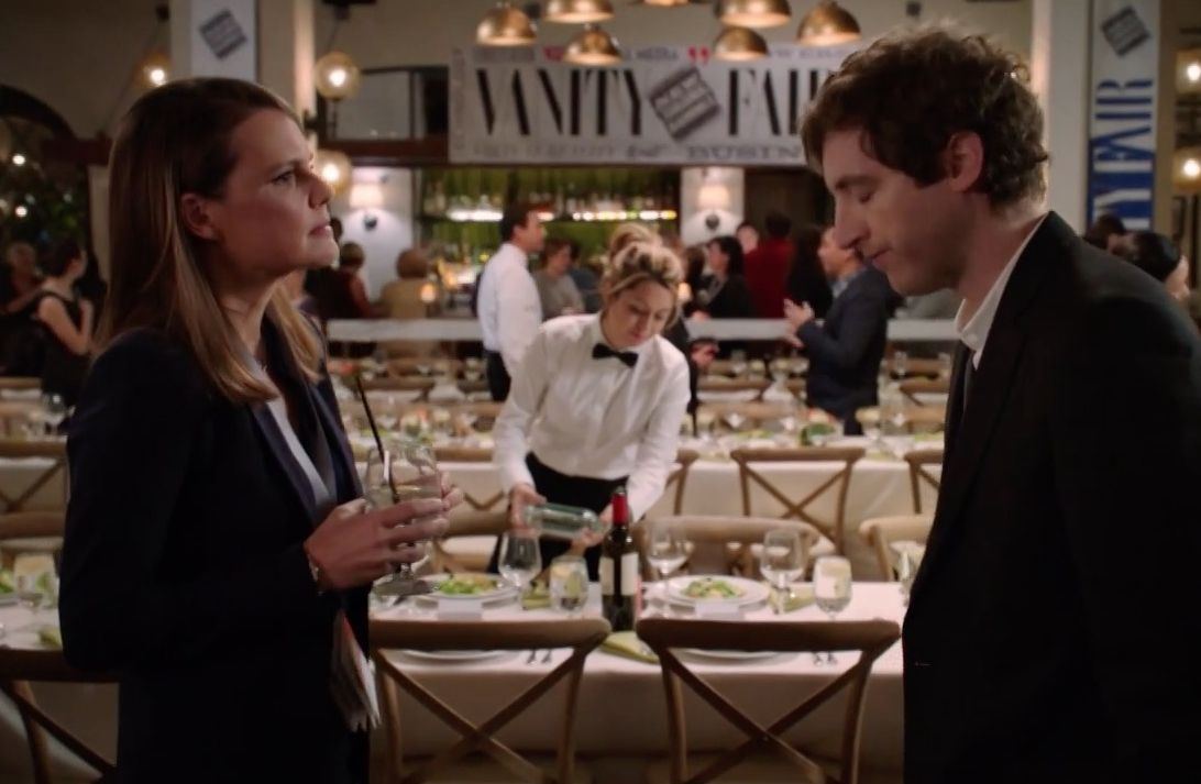 Exceptional Vanity Fair   Silicon Valley TV Show Scene