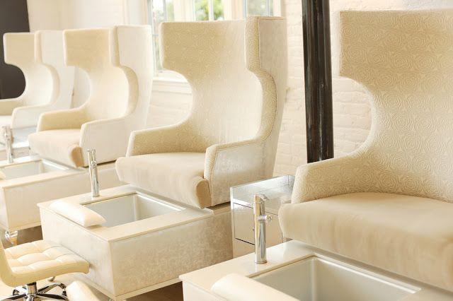 Michele Pelafas Design Furniture Lifestyle Beauty Spa And Home Design Lounge Seating Nail Salon Design