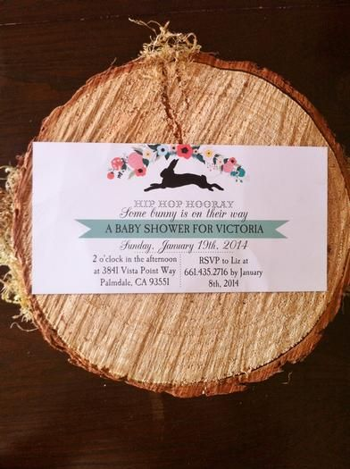 Hostess with the Mostess® - Some Bunny is on Their Way