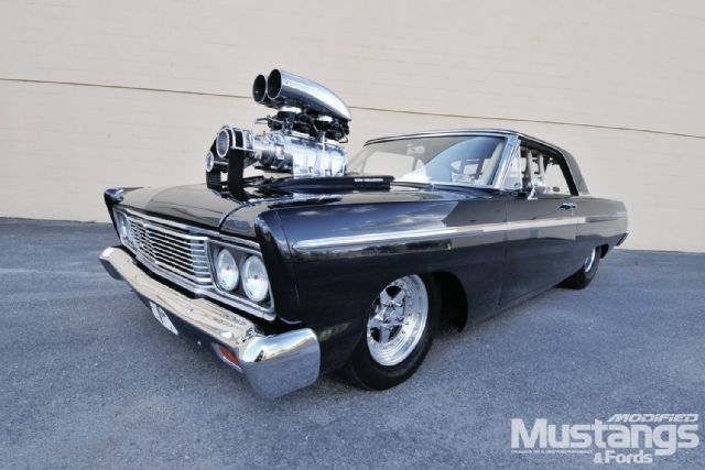 1965 Ford Fairlane High Performance Model With Images Ford