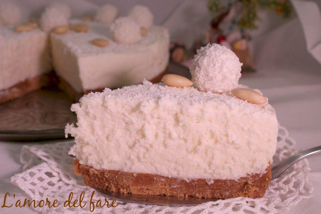 torta Raffaello RECIPE http://blog.giallozafferano.it/amoredelfare/torta-raffaello/
