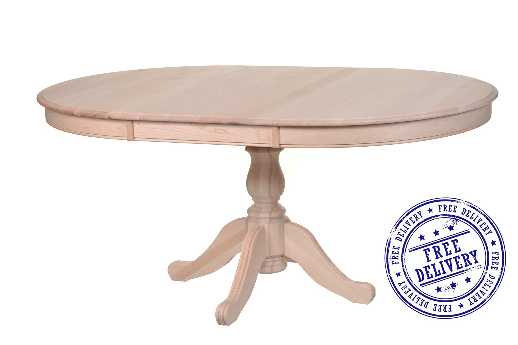 Round Table Four Legs 46 Inch Ro46cc X