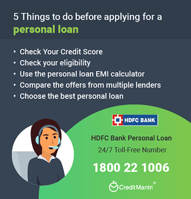 Did You Know The Hdfc Bank Personal Loan Customer Care Number In 2020 Personal Loans Loan Customer Care