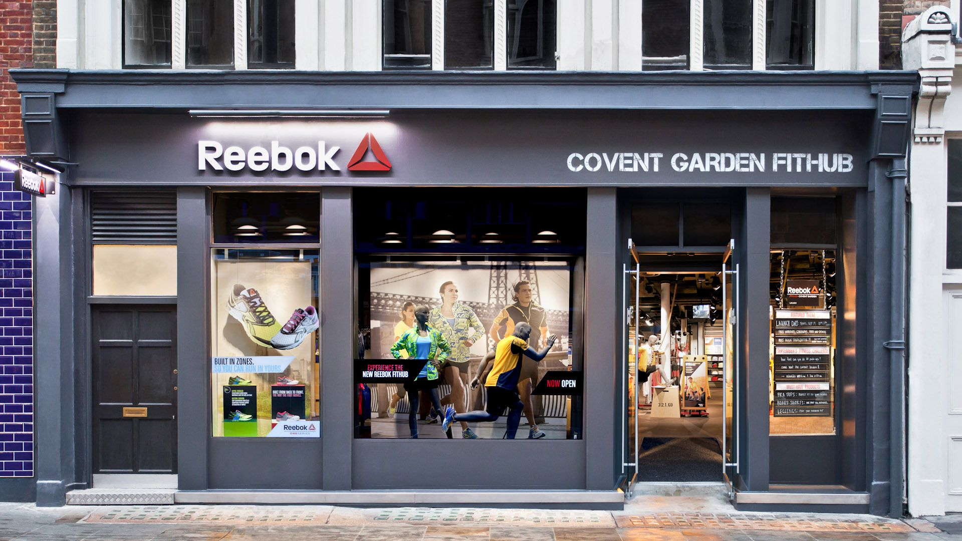 reebok shoes outlet stores