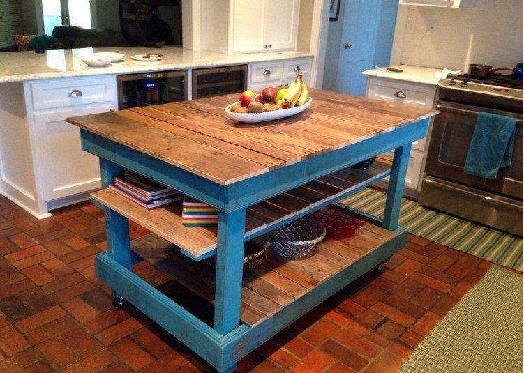 DIY Vintage Ideas For Kitchen: 16. Wooden Pallet   Diy vintage und ...