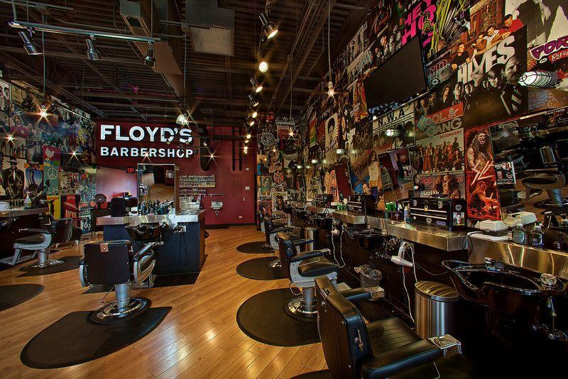 Floyd S 99 Barbershop Interiors Jamielink Barber Shop Floyd Info