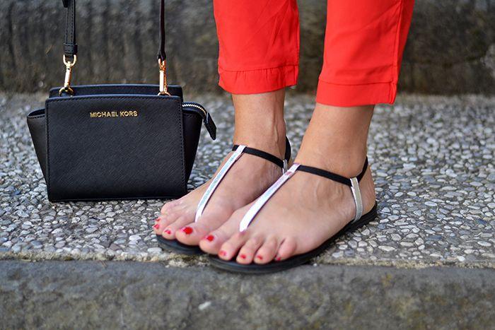 sandali rapisardi nero argento