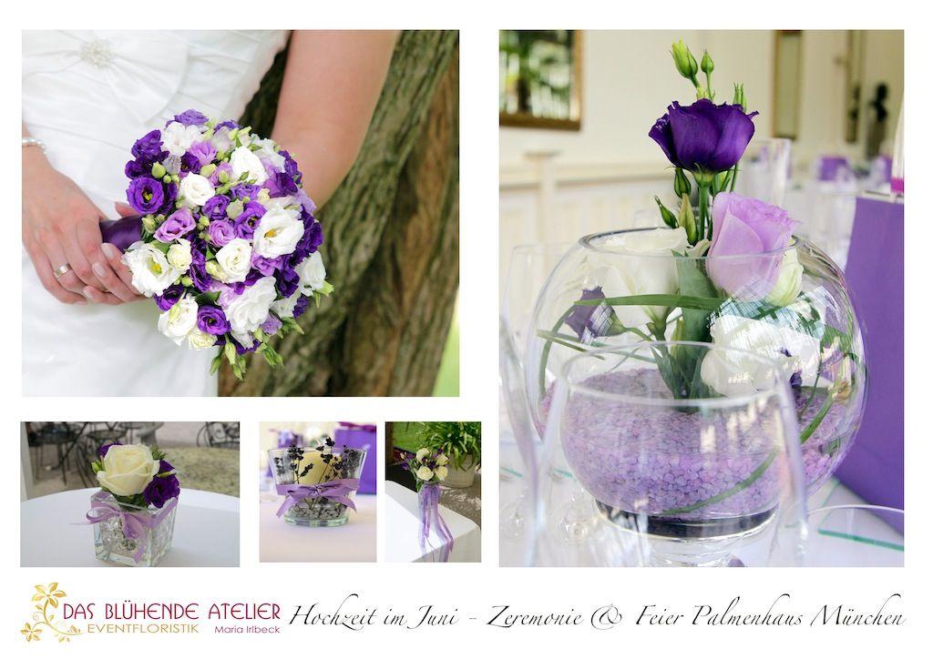 Palmenhaus Mnchen Hochzeit Dekoration Floristin Das