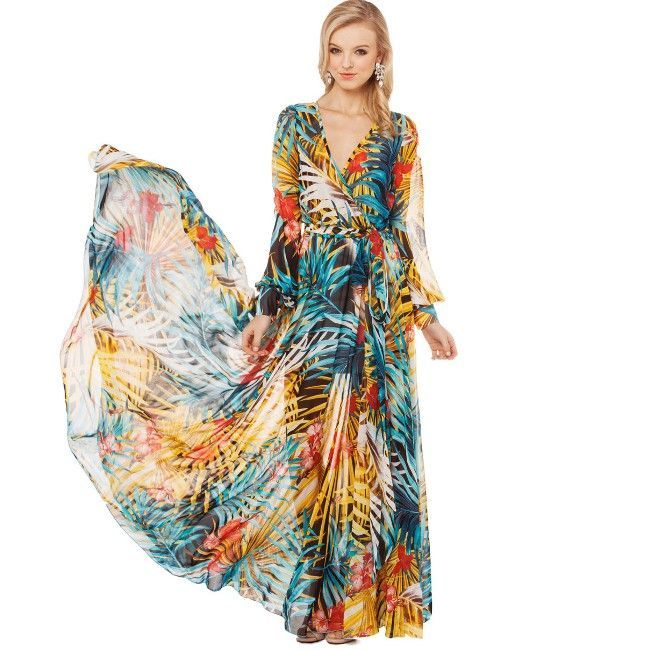 Collection Long Sleeve Summer Dresses Pictures - Fashion Trends ...