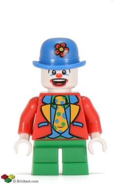 Minifigures Serie 5 - Small Clown
