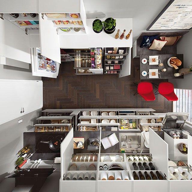 Singleküche Klein aber vollständig Kleine küche, Küchen