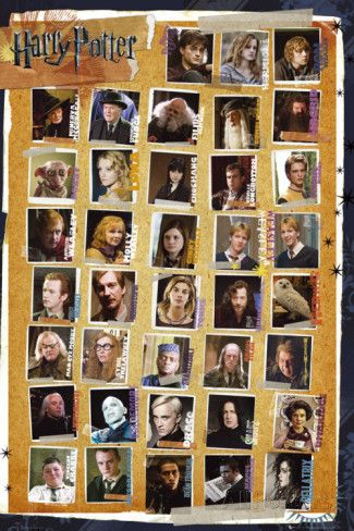 harry potter and the deathly hallows characters deathly  harry potter and the deathly hallows characters
