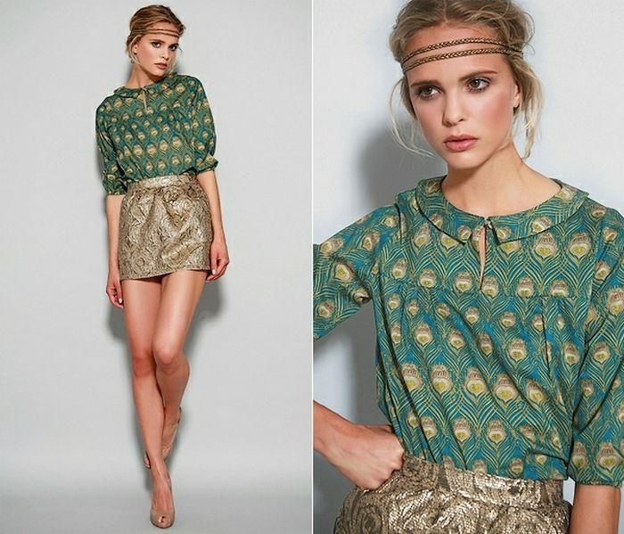 vintage inspired fashion   Nadinoo, {Vintage-inspired clothing ...
