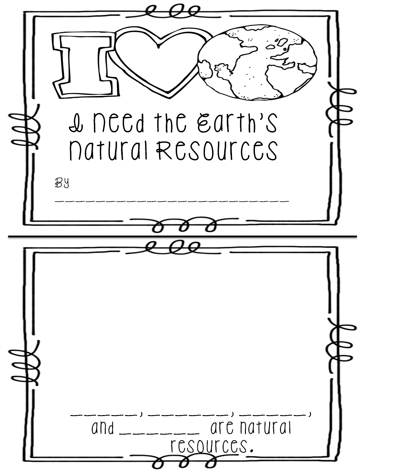 Earth Day Natural Resources