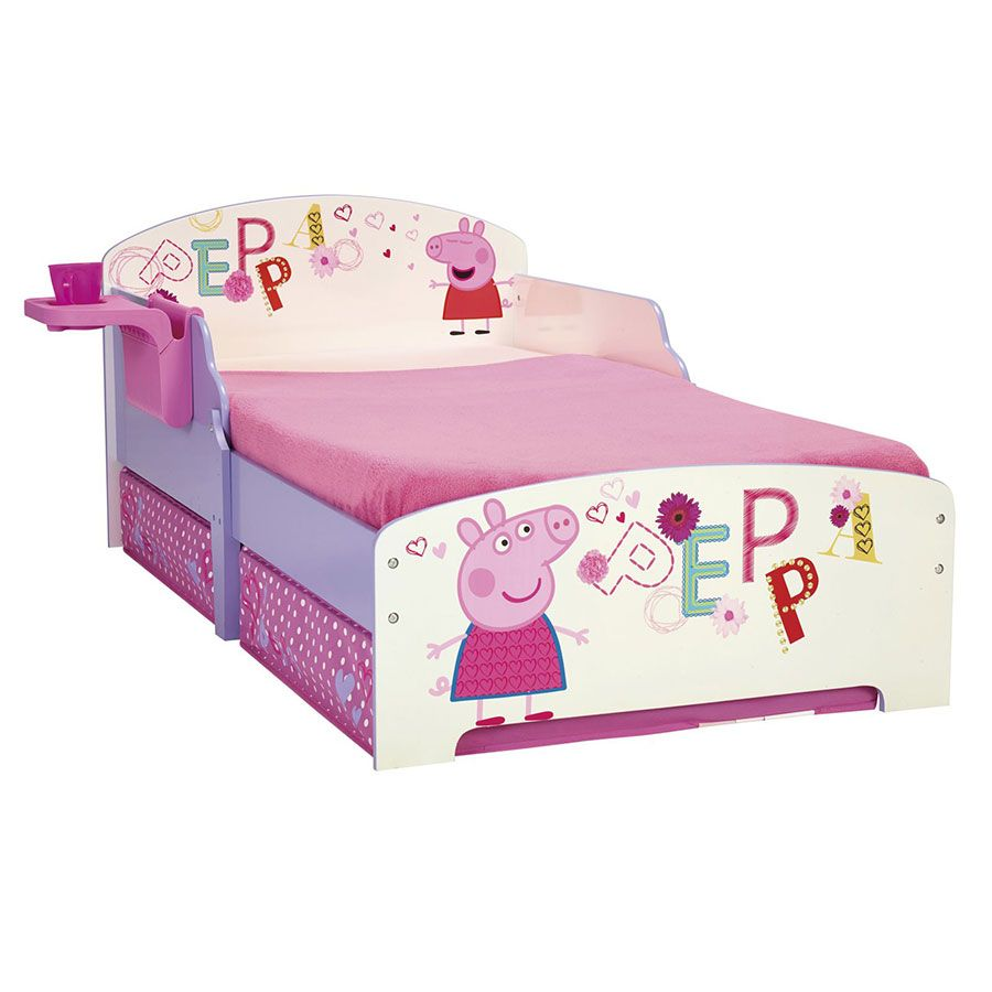 sports shoes c850e ff1c7 Peppa Pig Toddler Bed - Assorted | Toys