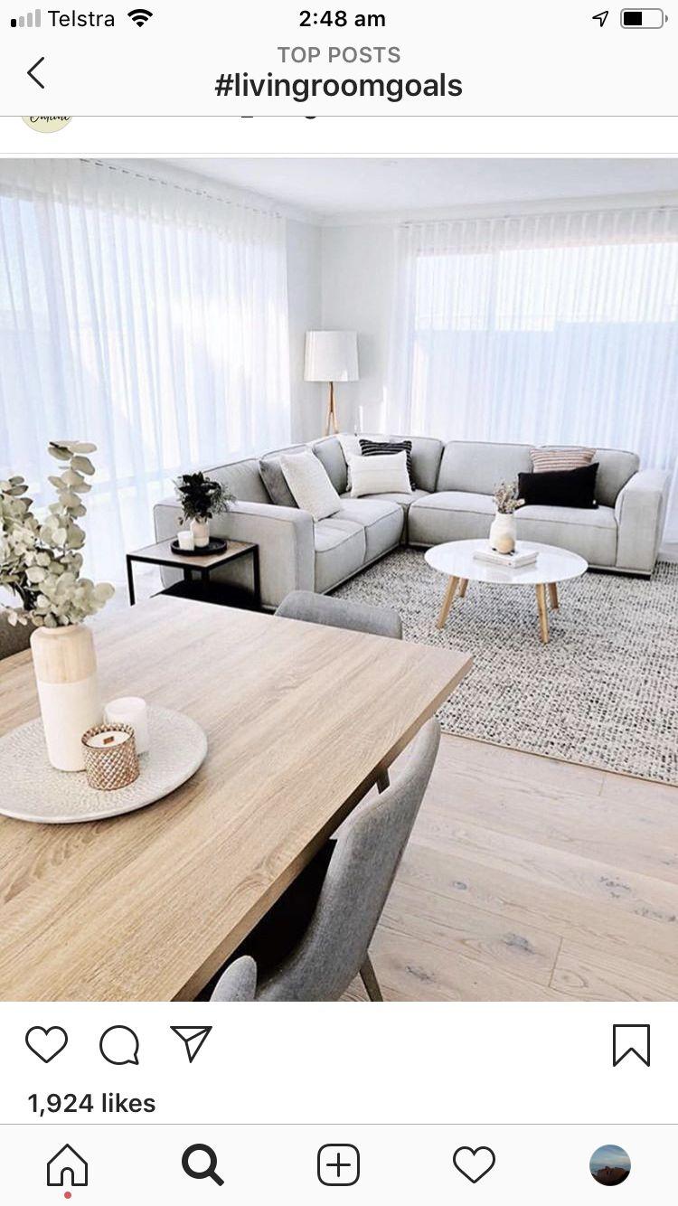 Idée par Ingrid Richter sur Home  Idées de décoration de salon