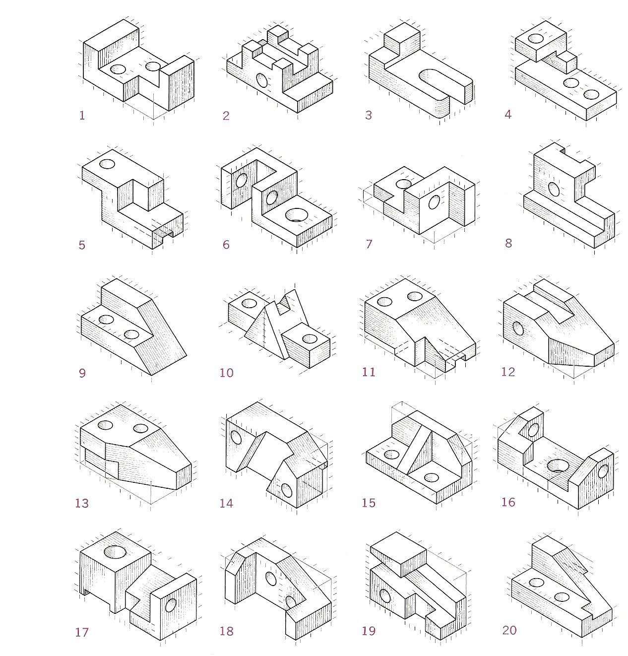 elevation in orthographic drawing the front back and side elevation in orthographic drawing the front back and side views of an