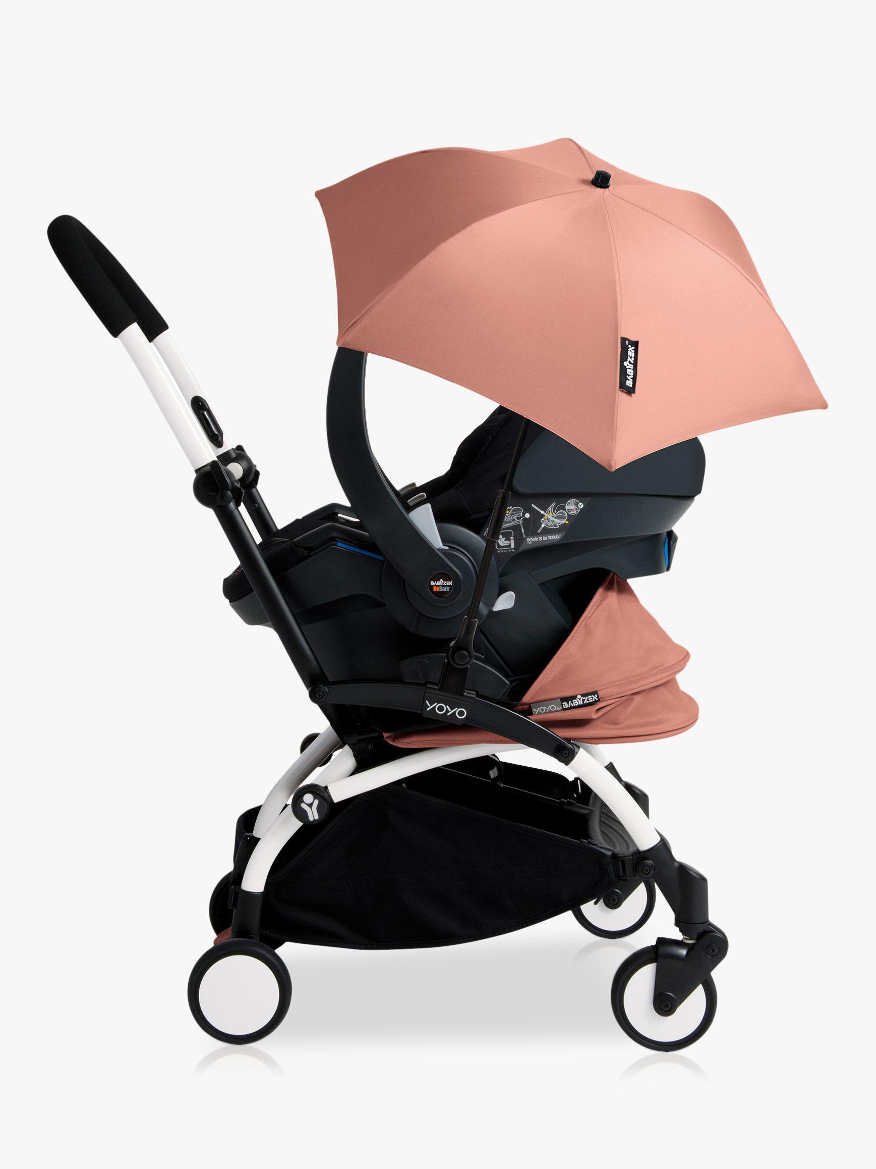 BABYZEN YOYO+ New Pushchair Parasol Baby strollers, Car