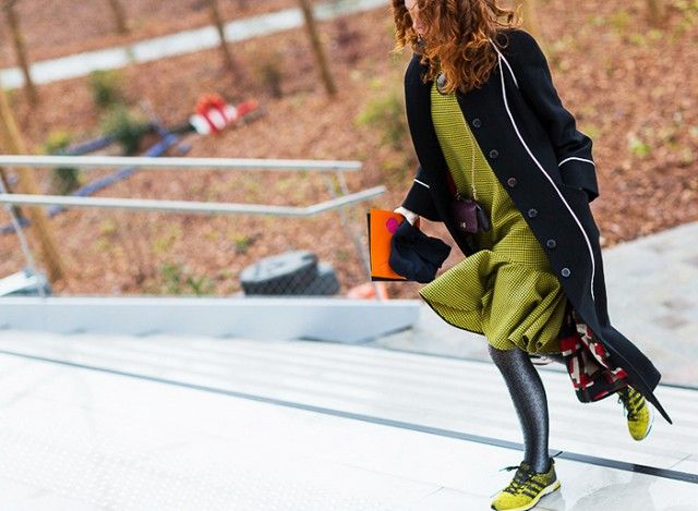 17+Smart+Layering+Combinations+That+Won't+Look+Bulky+via+@WhoWhatWear