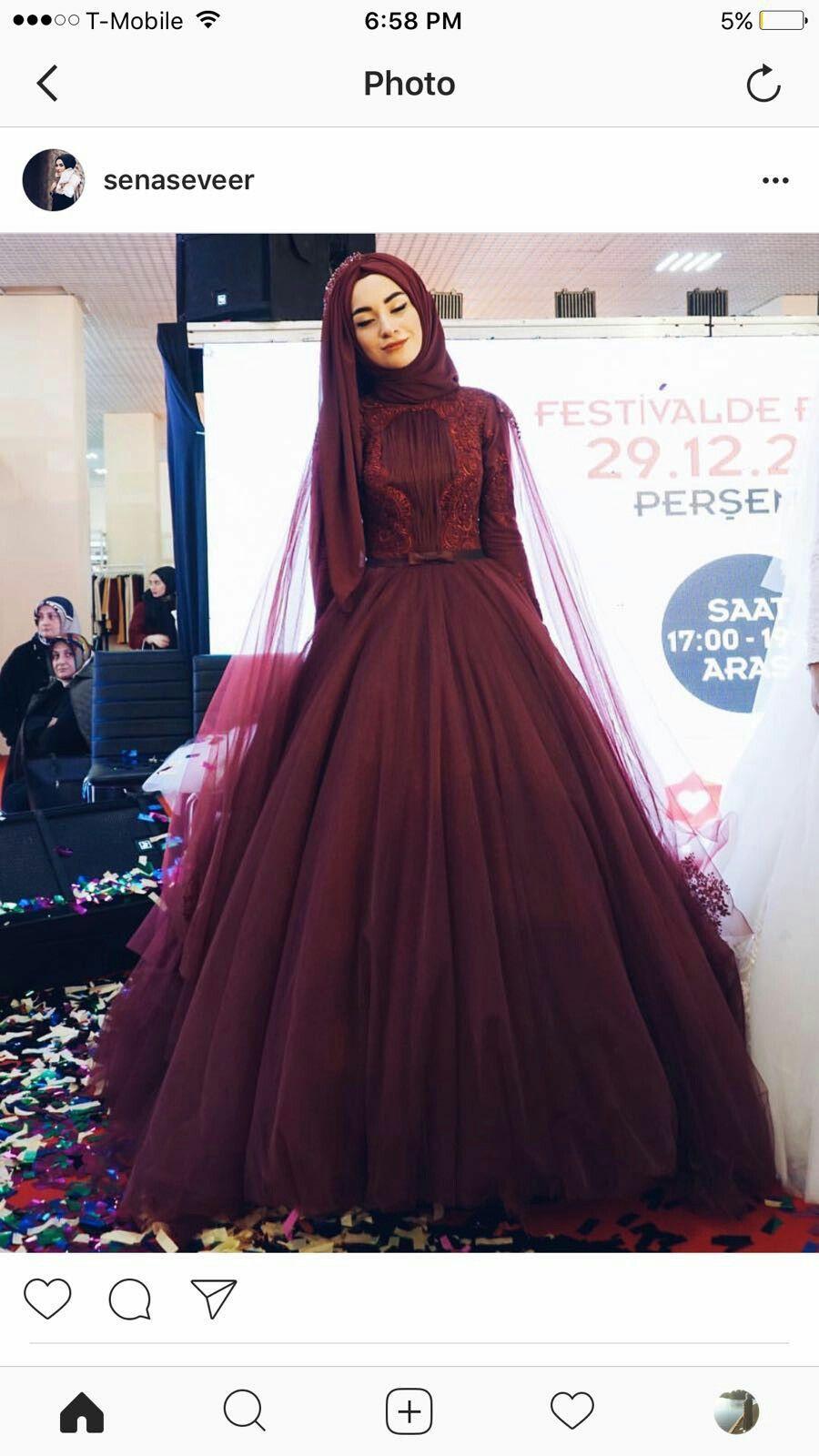 Pin by gene mei on hijab wedding dresses pinterest wedding