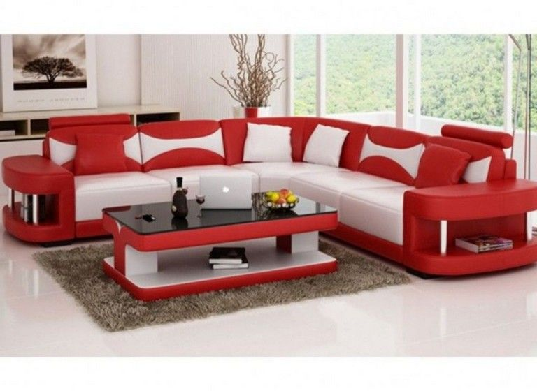 46 Awesome Modern Leather Sofa Design Living Room Modern Furniture Living Room Sofa Design Modern Sofa Designs