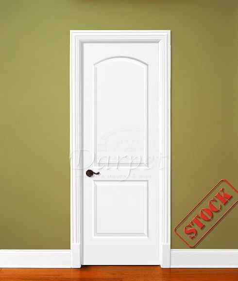 2 Panel Arch Solid Core Caiman 7\u0027-0\