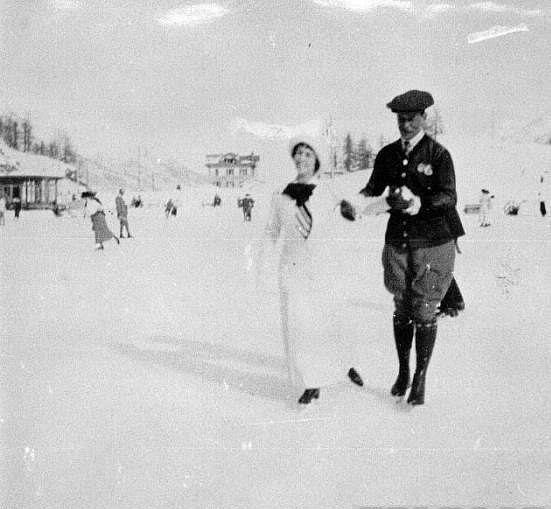 Mathilde and Grand Duke Andrei