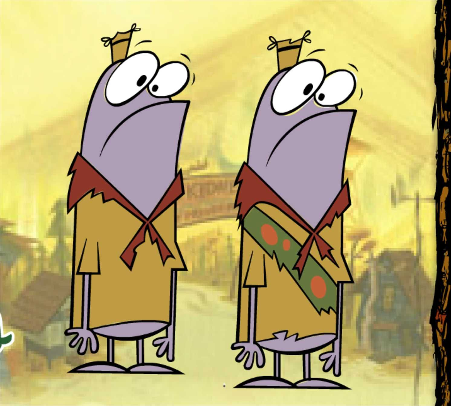 Camp Lazlo Twins Rhino And Dile Omg These Guys Are Awesome