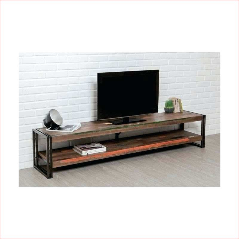 12 Wonnegul Meuble Tv Hauteur 100 Cm Collection In 2020 Teak Industrial Tray Rugs In Living Room