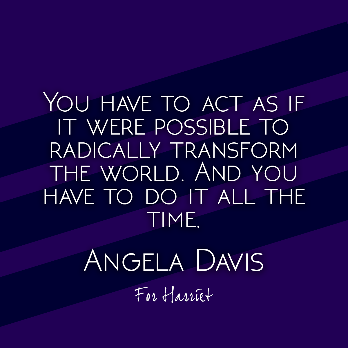20 Quotes From Angela Davis That Inspire Us To Keep Up The