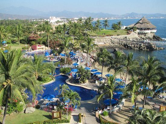 Christmas Vacation In Mexico.Barcelo Karmina Palace Deluxe Manzanillo Mexico Resort