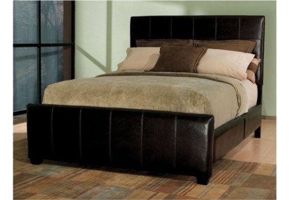 TheBrick.com -Wall Street Brown Queen Bed (52702SB) $499.97