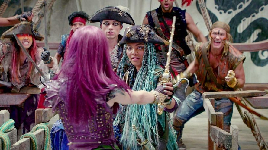 disney's descendants characters - 736×413