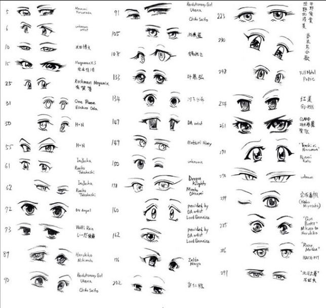 Pin By Foxy Fire On How To Draw Anime Eyes Easy Anime Eyes Anime Drawings