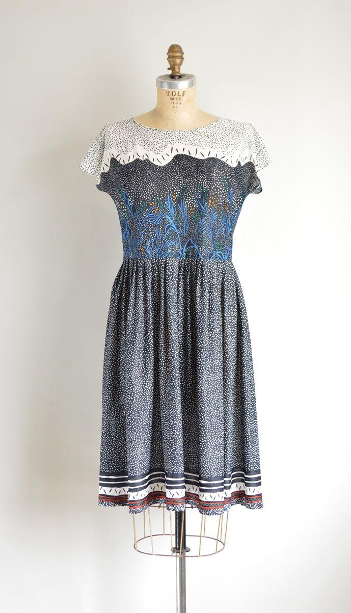 70s Summer Dress Boho Vintage Dress Vintage Boho Dress Boho Summer Dresses Summer Dresses [ 1203 x 689 Pixel ]