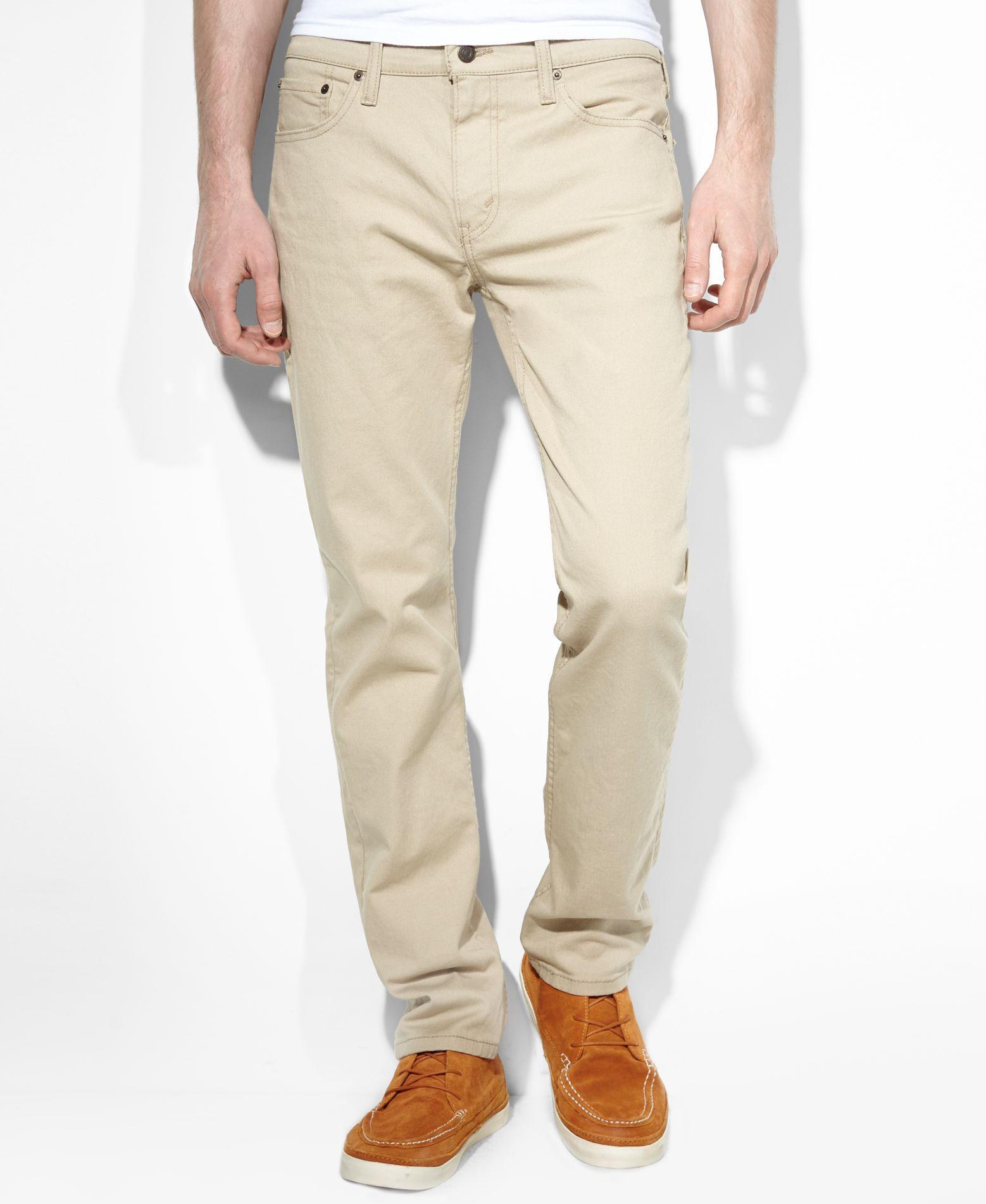 76edf3b2222a1 Levi s 511 Slim-Fit True-Chino Jeans - Levi s 511  Slim - Men - Macy s