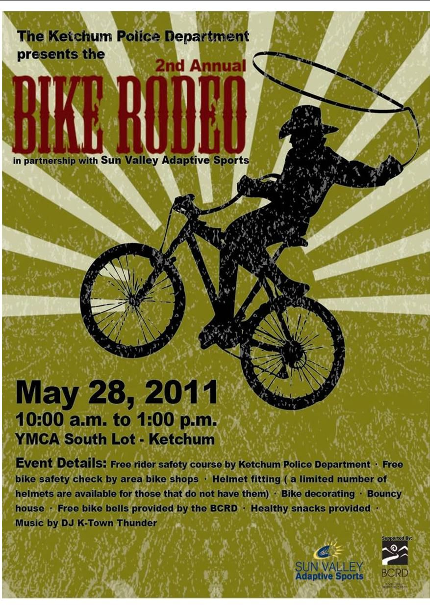 Kids Bike Rodeo This Weekend Kids Bicycle Donations And