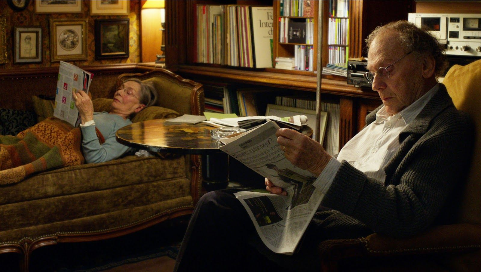 Michael Haneke's Amour | O film, Movie blog, Film