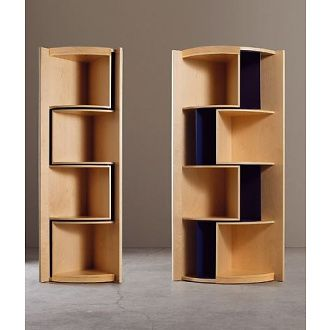 marco ferreri in canto bookcase - Free Standing Bookshelves