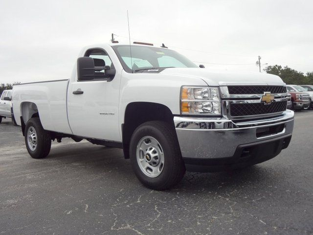 2014 Chevrolet Silverado 2500hd Work Truck Regular Cab 4x2