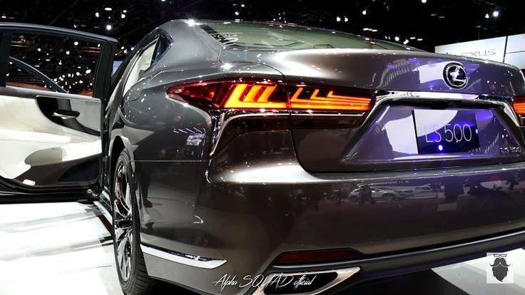 Awesome Lexus 2018 Lexus Ls 500 Lexus Ls 2018 All New Lexus Ls
