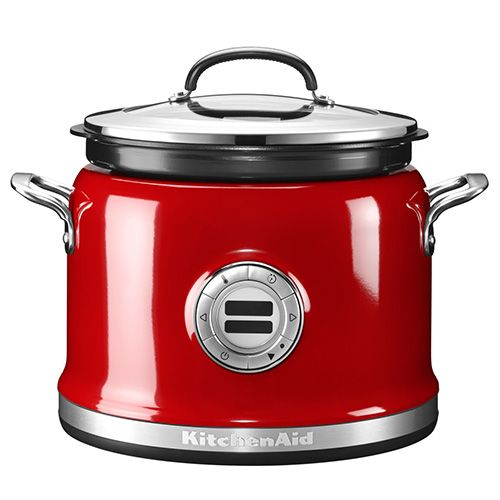 Captivating KitchenAid Multi Cooker Slow Cooker, Much More Than A Traditional Crock Pot  With 12
