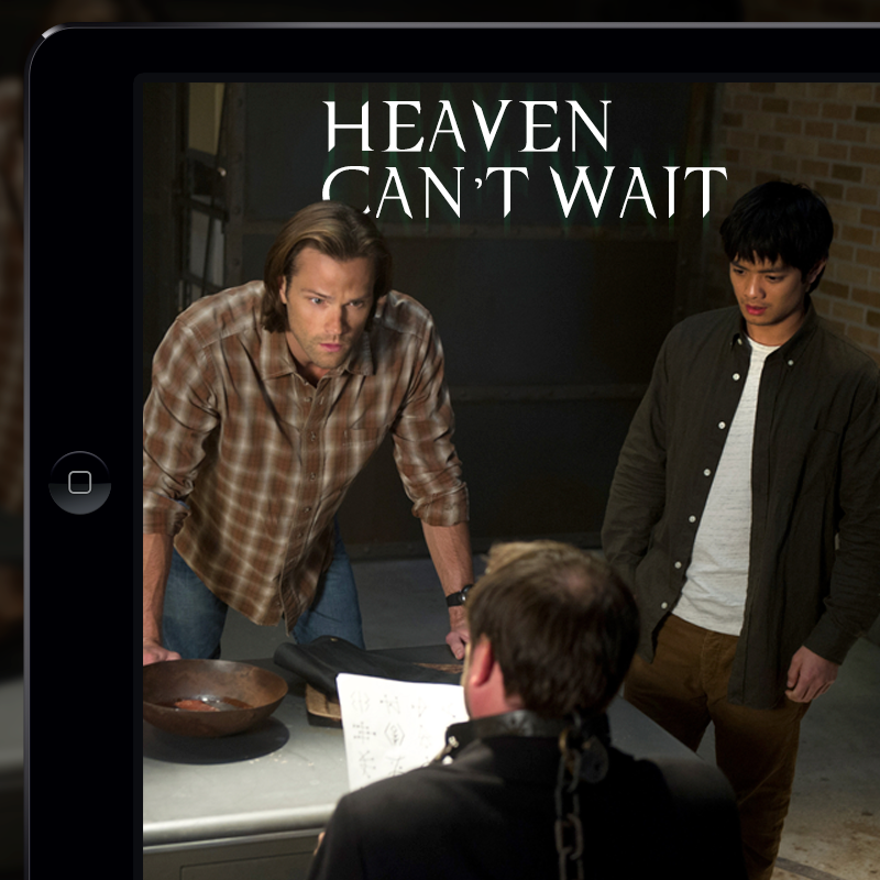 Watch last night's #Supernatural (http://www.cwtv.com/cw-video/supernatural/heaven-cant-wait/?play=54a8bb93-5e48-4daf-ad15-6f9d45e8755f) now and catch the latest full episodes on The CW app (http://cwtv.com/thecw/the-cw-network-app)!