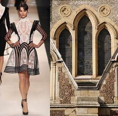 Image Result For Fashion Designers Inspired By Architecture Architect Fashion Architecture Fashion Textiles Fashion