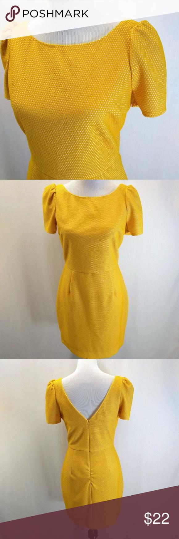 Ark Co Large Dress Yellow Beige Dot Pattern Knee Yellow Dress Large Dress Maxi Dress Green