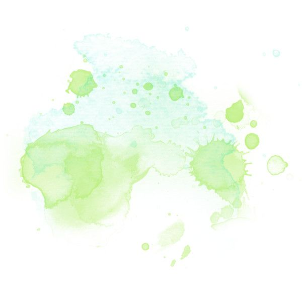 Splash 6 Liked On Polyvore Featuring Effects Backgrounds Fillers Splashes Paint Textures Embel Watercolor Splash Watercolor Splash Png Green Watercolor