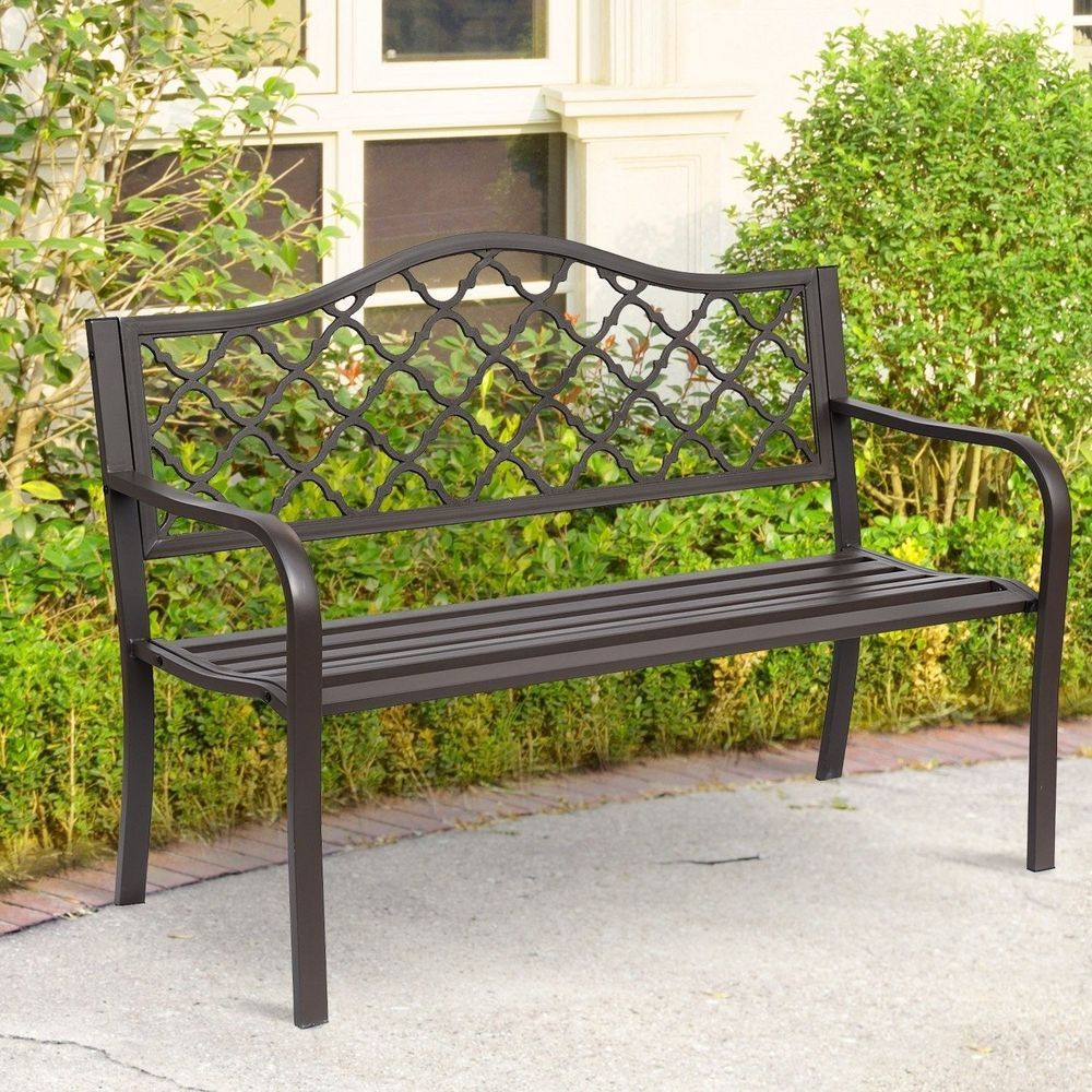 Patio Furniture Metal Finish