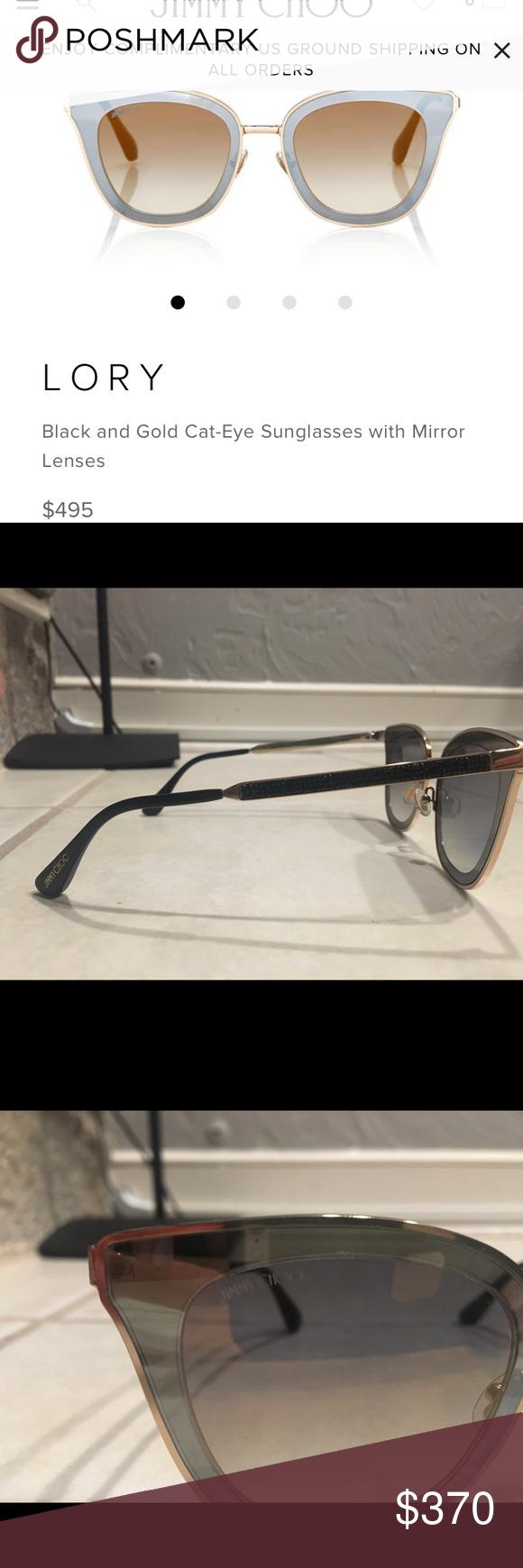 cd92caaed95 Jimmy Choo Lory S sunglasses lightly worn sunglasses Jimmy Choo Accessories  Sunglasses
