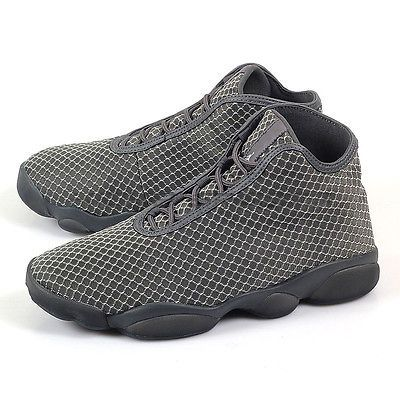 6deef21072a019 Nike Jordan Horizon Wolf Grey White-Dark Grey 823581-003 AJ13 Future  Basketball