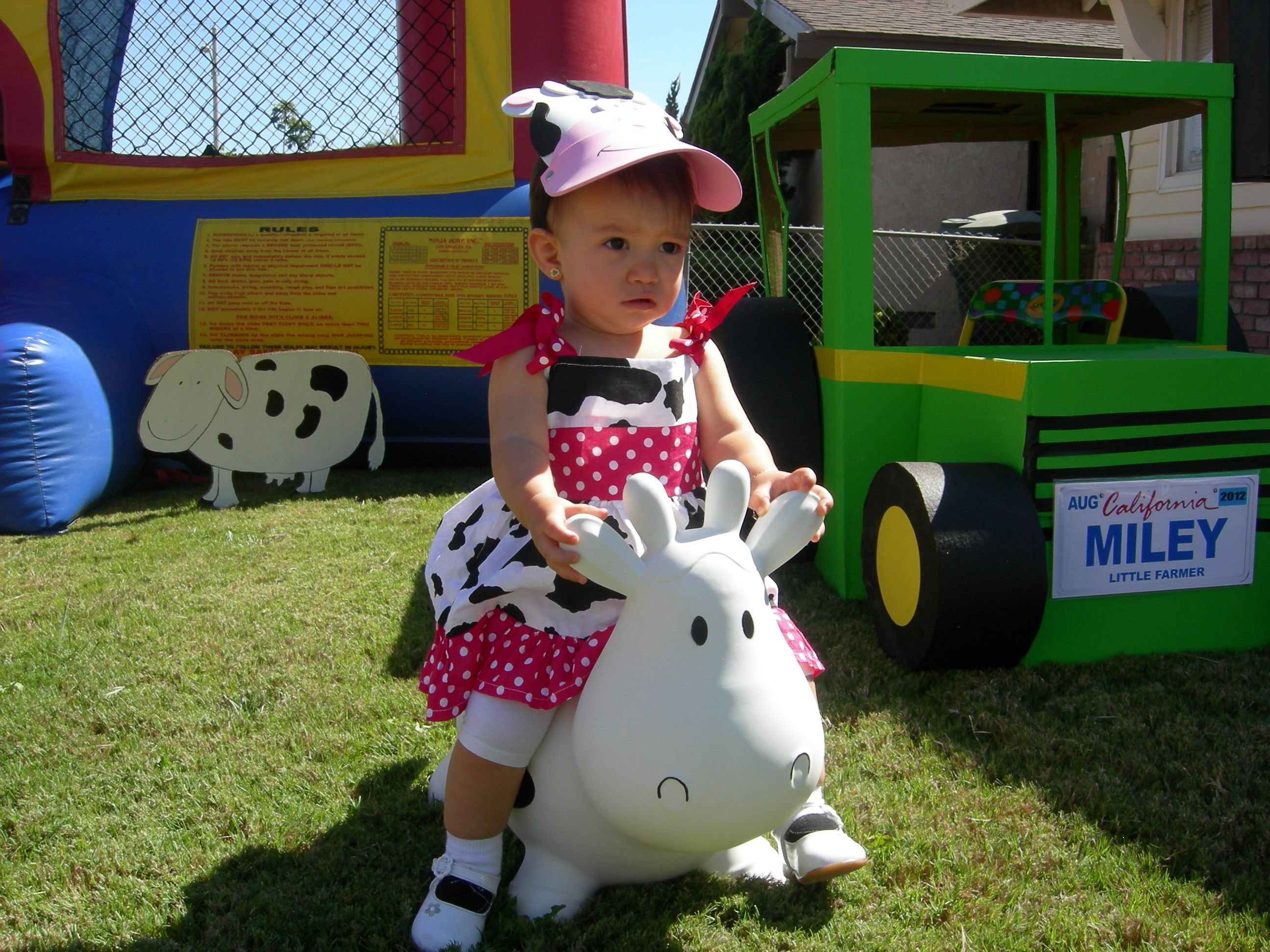 Farm party - My little farmer | Mis Proyectos - My projects ...